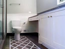 bathroom floor tile paint