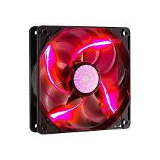 ᐅ <b>Cooler Master</b> Red LED Silent <b>Fan 120mm</b> (R4-L2R-20CR-GP ...