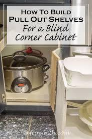 kitchen cabinet storage room