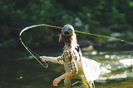 Six Women Who Are Revolutionizing the World of <b>Fly Fishing</b>