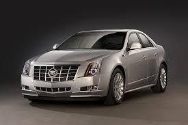 Модель CTS 2012 года с более мощным двигателем и новой ...