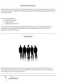 fostering teamwork sample content excellentra communication skills sample content