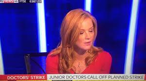 sky news interview junior doctor contract