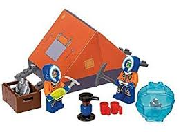 Lego <b>City Arctic Polar</b> Accessory <b>Set</b> with Fabric Tent 850932 by ...