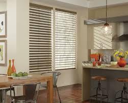 douglas aluminum blinds dining room