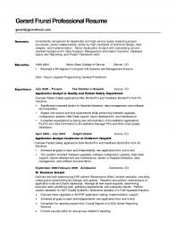 quotes summary for resume  quotesgramresume summary examples