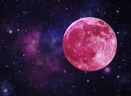 Resultado de imagen de luna rosa 2017