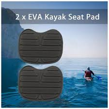 <b>2Pcs</b> Soft Comfortable EVA Padded <b>Seat</b> Cushion On Top Backrest ...