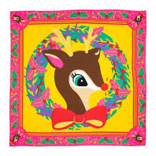 It´s <b>Christmas Deer</b> | Knot-wrap | Lush Cosmetics