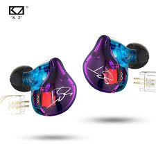 <b>KZ ZST</b>/ZST PRO 1DD+1BA Hybrid In ear Earphone Noise ...