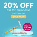 <b>National</b> Pen Co® | Pens.com | Promotional Pens, Logo Pens ...