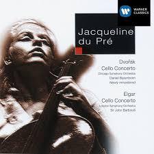 Dvorák/<b>Elgar Cello Concertos</b> by Jacqueline du Pré on Spotify