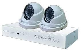 <b>Комплект видеонаблюдения IVUE</b> D5004-AHC-D2 2 камеры ...