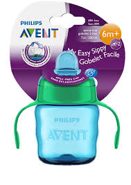 Philips Avent Easy My Easy <b>Sippy Cup 6</b>+ Months ea | Baby ...