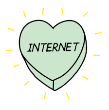 Image result for transparent tumblr hearts