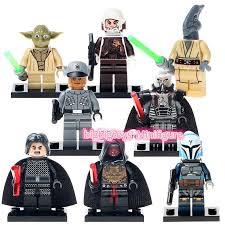 <b>8pcs</b> Mini Toys <b>Action</b> Figure Assembled Building <b>Blocks</b> Sets Star ...