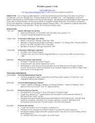 french teacher resume sample customer service resume