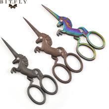 <b>Винтажные ножницы</b> из нержавеющей стали для шитья ...