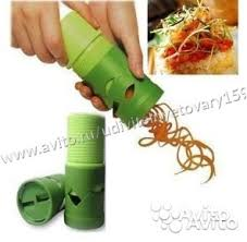 Нож для <b>фигурной нарезки</b> veggie twister купить в Пермском крае ...