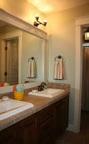 bathroom mirror framing moulding home