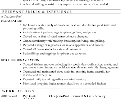 breakupus marvellous resume medioxco remarkable resume breakupus lovable resume sample prep cook charming need more resume help and gorgeous best s