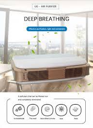 <b>High tech mini smart</b> uvc air purifier uv led lamp air purifier for home ...