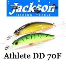 <b>Воблеры Jackson</b> - японский рыболовный бренд, основан в 1975