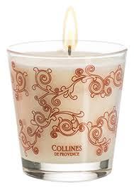 <b>Ароматическая свеча Soft</b> Cashmere Collines de Provence купить ...