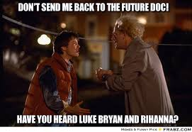 Don't send me back to the future Doc!... - Back to the Future Meme ... via Relatably.com