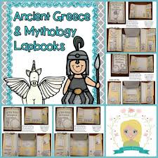 ancient greece god and student on pinterest ancient greece and greek mythology lapbooks