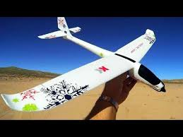<b>XK A800</b> RTF Four Channel <b>Stabilized</b> RC Glider Plane Flight Test ...