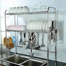 declutter kitchen sink