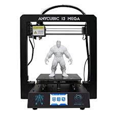 Anycubic <b>Full Metal</b> i3 Mega <b>3D Printer</b> with Ultrabase Heatbed and ...