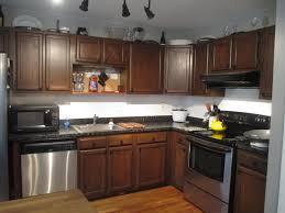 gel stain kitchen cabinets: restaining kitchen cabinets after img jpg restaining kitchen cabinets after