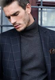 Image result for turtle neck jumper for men
