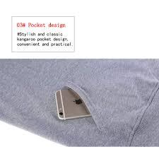 <b>Mens</b> Funny Catcus Drawing Cat Long <b>Sleeve</b> Hooded Sweatshirt ...