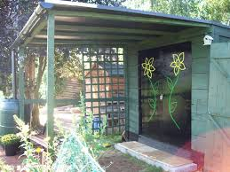 Image result for allotment sheds