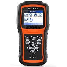 <b>FOXWELL NT604 OBD2 Scanner</b> Code Reader Scanner Four ...