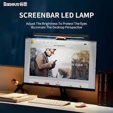 【Ready Stock】<b>Xiaomi mijia</b> Baseus i-Wok Screenbar <b>LED</b> Desk ...