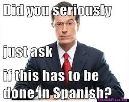Spanish Memes on Pinterest | Funny Spanish Memes, Memes En Espanol ... via Relatably.com