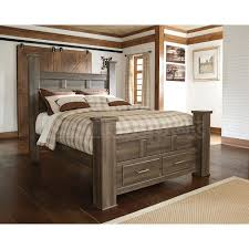 surprising juararo poster storage bed signature design ashley furniture cavallino queen storage bedroom set ashley furniture
