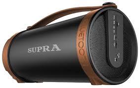 Портативная акустика <b>SUPRA BTS</b>-877 — купить по выгодной ...