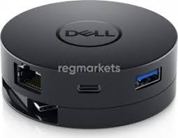 <b>Dell адаптер</b> 470 abry usb c to hdmi vga ethernet usb 3.0 <b>da200</b> в ...