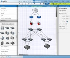 use gliffy to create free visio network diagramswell don    t let this stop you from getting the job done creating your diagram masterpieces  get online and check out gliffy com  gliffy is a great new online