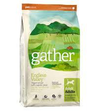 <b>GATHER Dog Endless Valley</b> Vegan | Pet Food 'N More