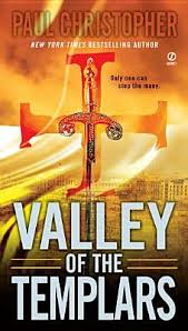 Valley of the Templars - Paul Christopher