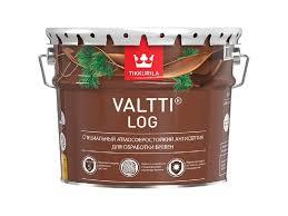 <b>Антисептик Тиккурила Valtti</b> Log орегон 9 л купить по цене 4049.0 ...