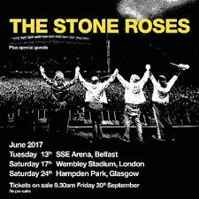 The <b>Stone Roses</b> (@thestoneroses) | Twitter