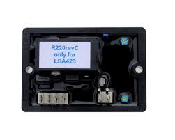 2019 Generator Analog <b>AVR R220 Automatic Voltage</b> Regulator ...