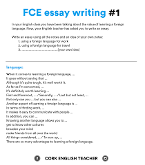 fce exam essay examples cambridge exams fce cae cpe fce exam essay examples english classesenglish